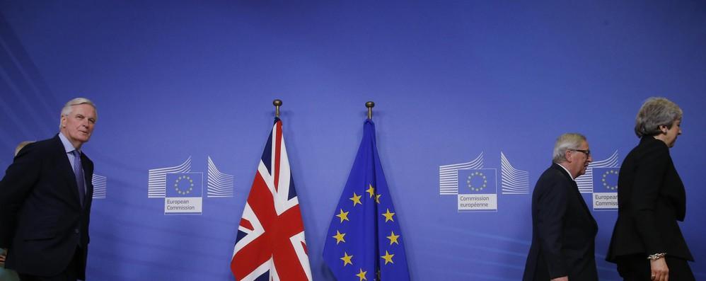 Brexit: Barnier, vogliamo dare ultime chance a Londra