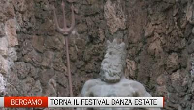 Bergamo - il 9 maggio torna Festival Danza Estate