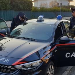 Porto d'armi illegale per un 28enne A Treviglio scatta l'arresto numero cento