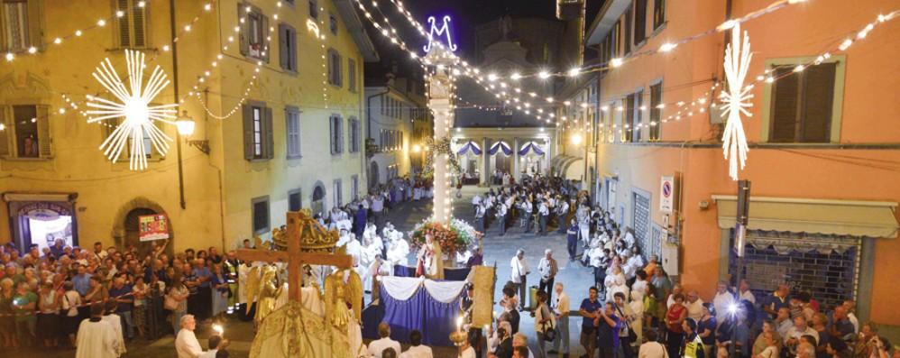 Il Borgo d'Oro tra i più belli d'Italia Santa Caterina, al via la corsa verso il titolo