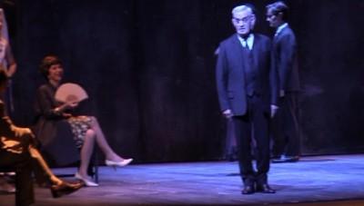 Eros Pagni e Gaia Aprea al Creberg Teatro. Tra finzione e realtà: Sei personaggi in cerca d'autore
