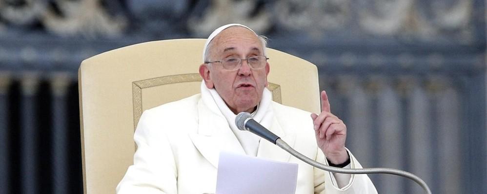 Il papa parla ai giovani con parole giovani perch nulla pi scontato l 39 editoriale bergamo for Parole con gi