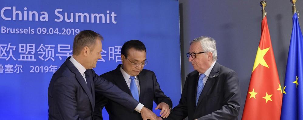 Accordo Ue-Cina, collegare Via della Seta alle reti europee