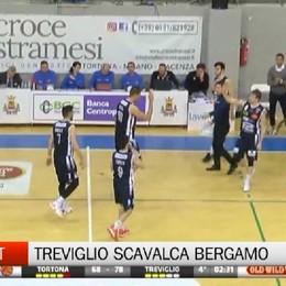 Basket, Treviglio scavalca Bergamo