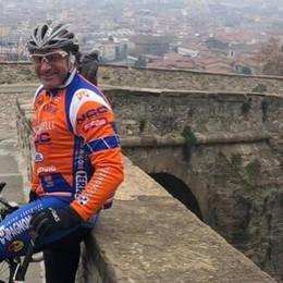 La moglie di Maurizio: una vita per la bici A settembre la pensione, martedì i funerali