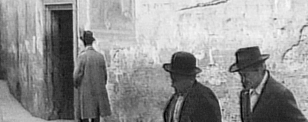 Città Alta d'altri tempi - Video Il salto nel tempo a 70 anni fa