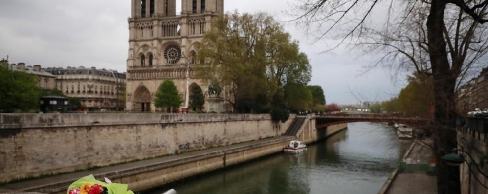 Notre-Dame, ferita ma in piedi Solidarietà da Bergamo per Parigi