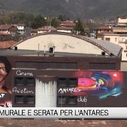 Albino, murales e serata-evento per l'addio all'Antares