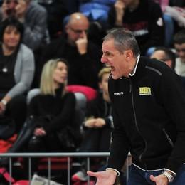 Bergamo, coach Dell'Agnello in partenza? Brescia Basket la probabile destinazione