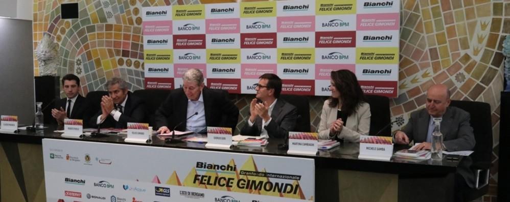 Granfondo Gimondi, la carica dei 4.000 Festa ai 7 pigliatutto nell'edizione 2019