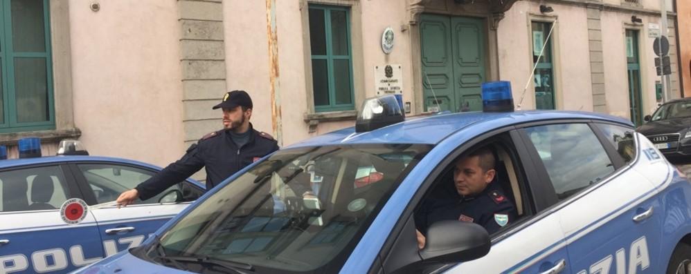 Treviglio, blitz antidroga fuori dalle scuole Marocchino arrestato dalla polizia