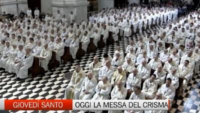 Il vescovo ai sacerdoti: la solitudine è la più grave epidemia del nostro tempo
