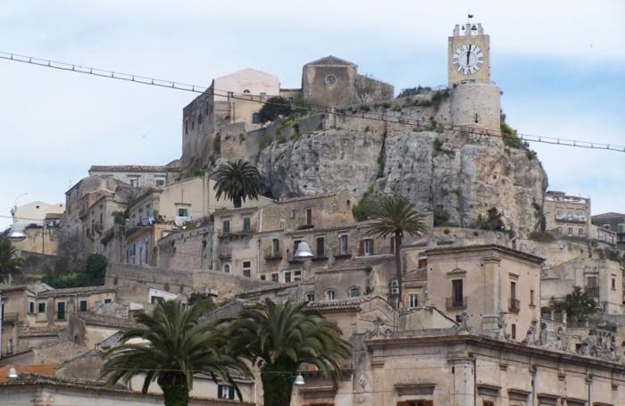 Modica, il Castello