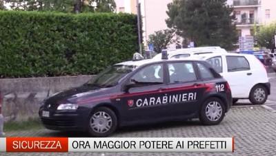 Misure antidegrado, Salvini: «I prefetti possono scavalcare sindaci»