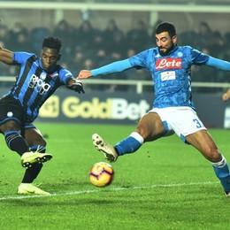A Napoli in cerca di punti e di morale Atalanta, due gare in 4 giorni