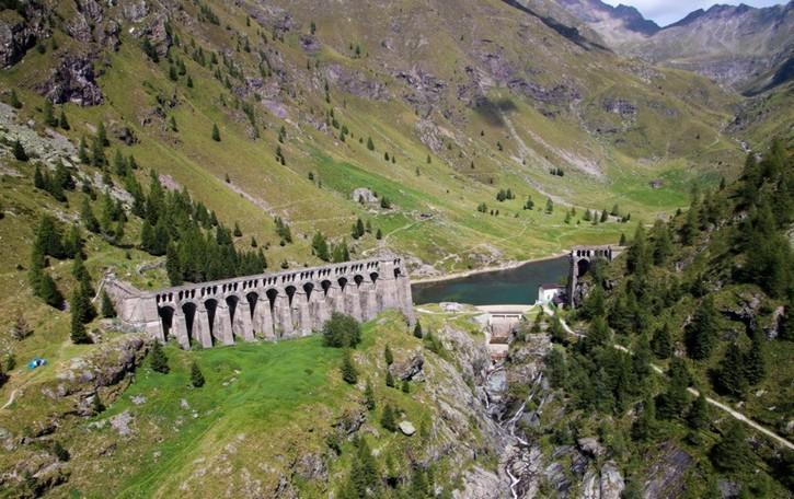 Escursioni alla diga del Gleno Strada chiusa, ci sono le navette