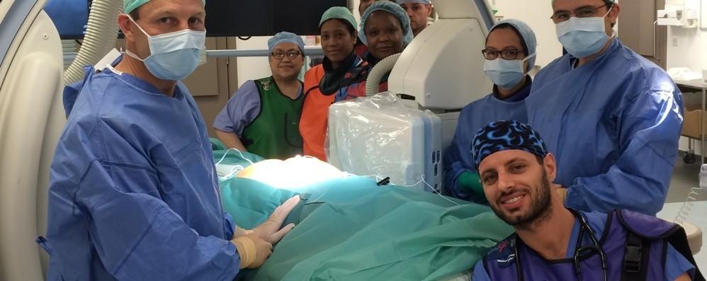 Flavio, in eliambulanza sorvola l'Australia per salvare pazienti in fin di vita