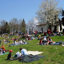Pasqua e Pasquetta, tempo di gite e picnic Dalla Maresana ai laghi, preparate gli zaini