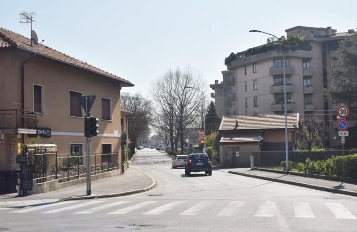 Via Martinella oggi