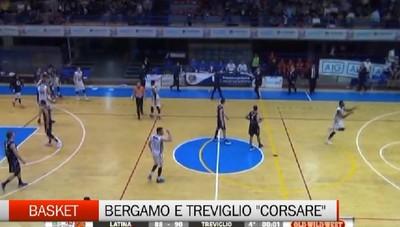 Basket, Latina-Remer Treviglio 88-90