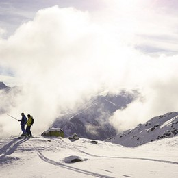 Disentis, nel cuore della Svizzera Piste da brivido a 3.000 metri