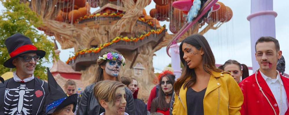 «Magic Halloween» Gardaland da brividi