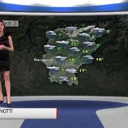 Meteo, le previsioni per mercoledì 03 aprile