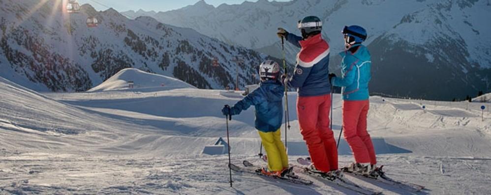 «Settimane per famiglie» La Valle Aurina è al top