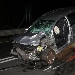 Tragico schianto ad Alzano  Muore 13 giorni dopo la moglie