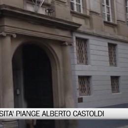 Bergamo - L'Università piange Alberto Castoldi