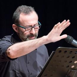 Gabriele Laterza In scena a Calcio