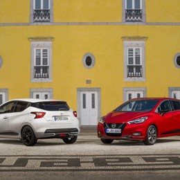 Nissan Micra anche a Gpl
