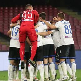 Napoli-Atalanta 1-2 - Zapata e Pasalic  espugnano il San Paolo: la classifica sorride