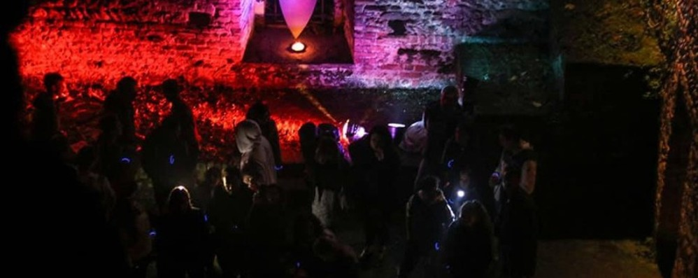 Trezzo, una notte al Castello Visconteo