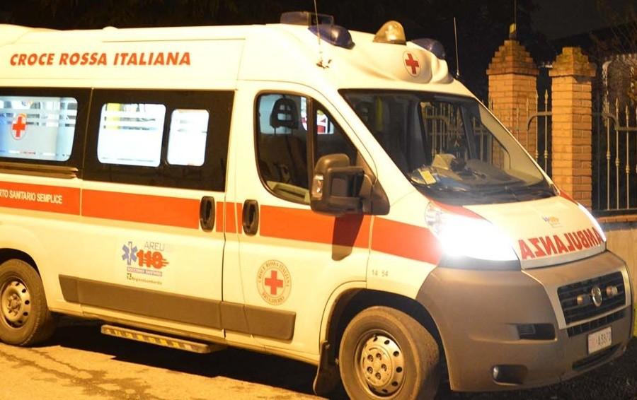 Trovato incosciente a Terno d'Isola 33enne ferito in gravi condizioni