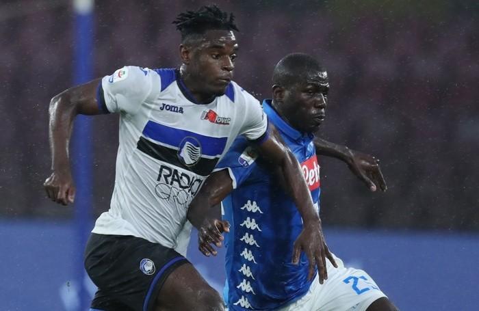 Serie A TIM 2018-19 giornata 33 napoli - atalanta zapata