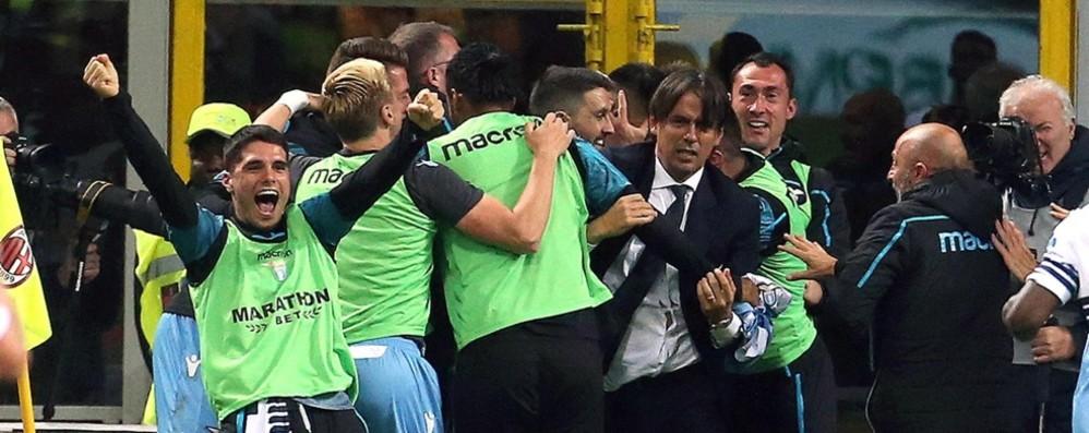 Coppa Italia, Lazio prima finalista Ora tocca all'Atalanta cercare l'impresa