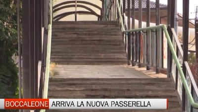 Passerella di Boccaleone: presentato il progetto
