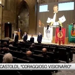 Università, l'addio ad Alberto Castoldi «Visionario coraggioso»