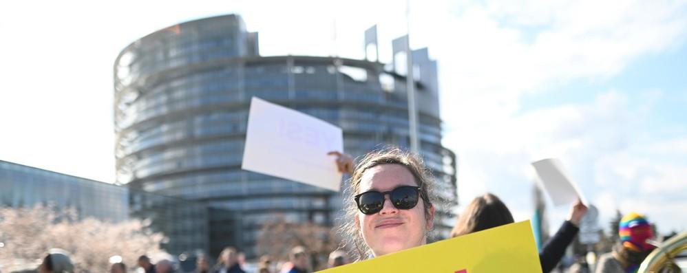 Copyright: ok finale riforma Ue, l'Italia vota contro