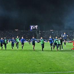 Coppa Italia, Atalanta-Fiorentina 2-1  Coronato il (primo) sogno, è finale