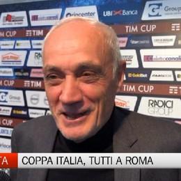 Atalanta-Fiorentina 2-1, intervista al presidente Percassi