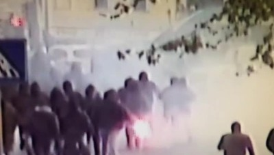 Atalanta-Fiorentina,nuovo video sugli scontri