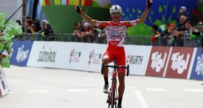 635e0c6a668a Ciclismo, bergamaschi protagonisti Al Tour of the Alps, show di Masnada e  Cattaneo