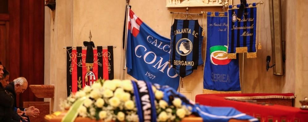 «Ha dedicato la vita al calcio e al talento» Il saluto dei giovani al maestro Mino Favini