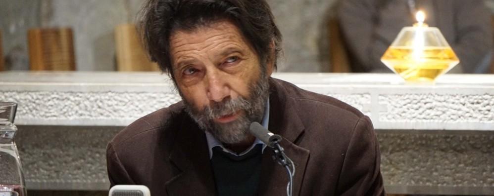 Massimo Cacciari Alla Fiera dei Librai