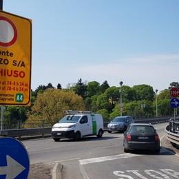Ponte di Trezzo, nuovo rinvio ai lavori Chiude da sabato, non per i pedoni