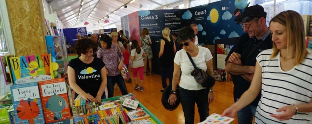 Fiera dei Librai Bergamo  Tutti gli appuntamenti del weekend