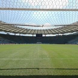 Finale Coppa Italia, le info sui biglietti Maxi schermo in piazza Matteotti