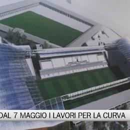 Lavori allo stadio dal 7 Maggio, parlano Valesini e Spagnolo